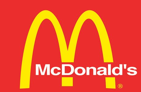 mcdonaldslogored