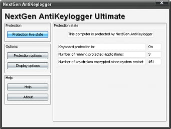 NextGen-AntiKeylogger-Screenshot