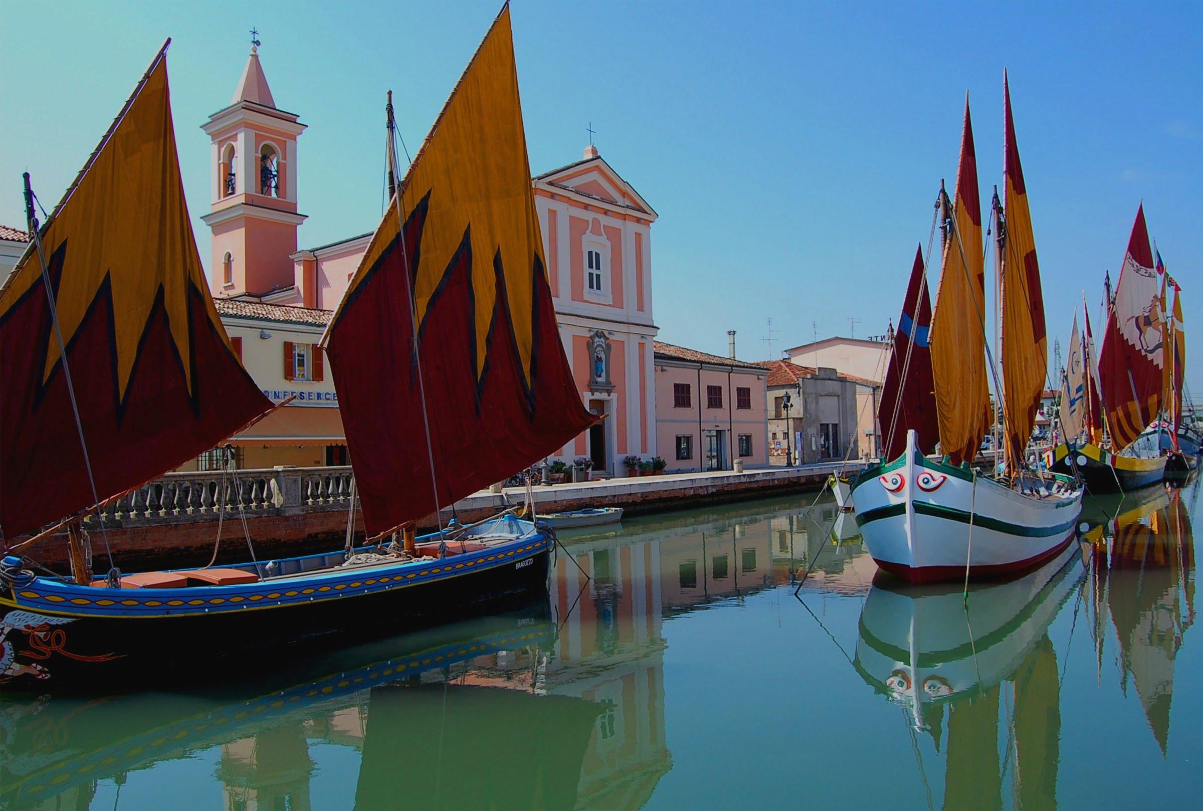 Le 5 migliori attrazione turistiche di Cesenatico | Izzyweb.it