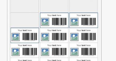 stampare etichette