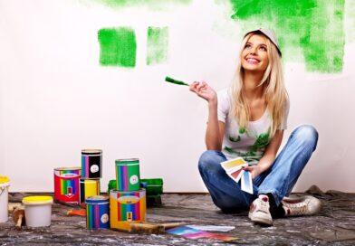 Tinteggiatura della casa: cosa fare dopo