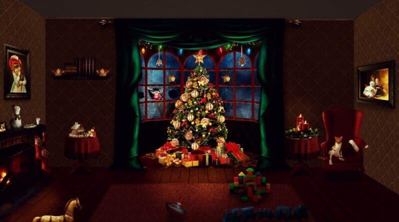 Come addobbare la casa per le festività natalizie